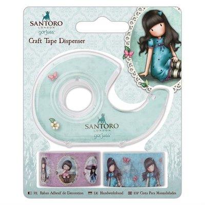 GOR 462206 Craft Tape Dispenser - Santoro