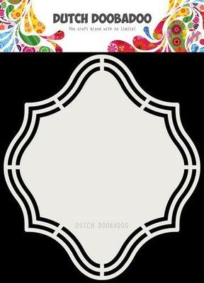 Dutch Doobadoo Dutch Shape Art Charlotte A5 470.713.201 (08-20)