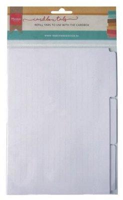 Marianne Design Tools Cardbox Tabs LR0036 168 x 274 mm (09-20)