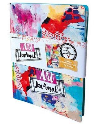 Studio Light Journal Art By Marlene 6.0 14,5x19 cm nr.11 JOURNALBM11 (09-20)