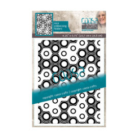 COOSA Crafts Embossing Folder - Gears COC-084