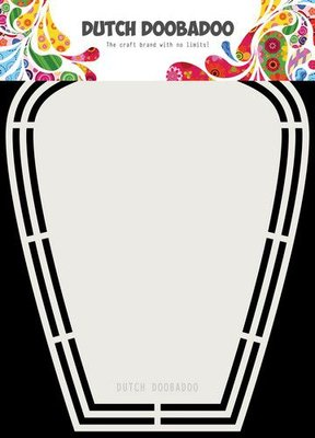 Dutch Doobadoo Dutch Shape Art Bloemblaadjes A5 470.713.198 (09-20)