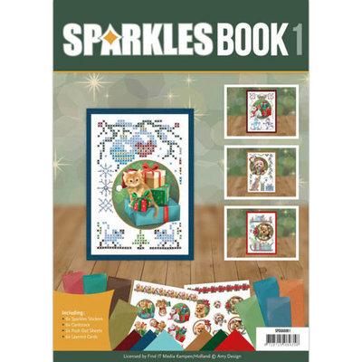 Sparkles Book A6 - 1