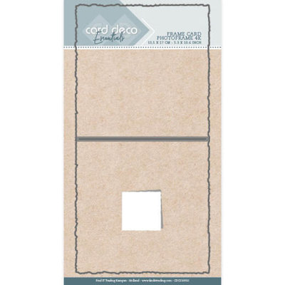CDCD10010 Card Deco Essentials - Cutting Dies - Photoframe 4K