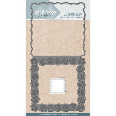 CDCD10008 Card Deco Essentials - Cutting Dies - Snowflakes 4K