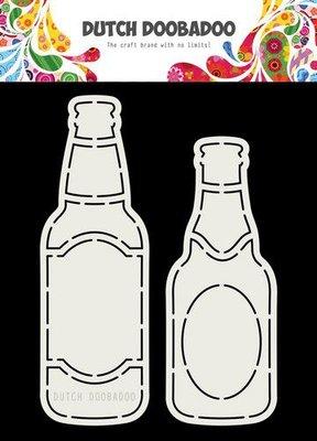 Dutch Doobadoo Card Art Bierflesjes A5 470.713.829 (10-20)