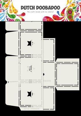 Dutch Doobadoo Dutch Box Art Star A4 2 stencils 470.713.069 (10-20)