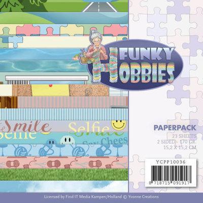YCPP10036 Paperpack - Yvonne Creations - Funky Hobbies