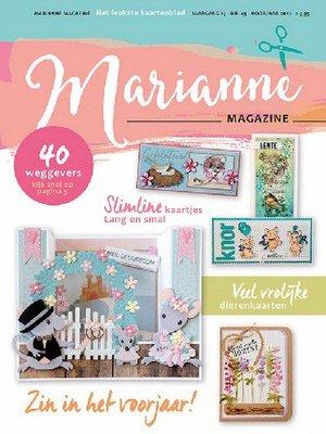 Marianne Design Magazine Marianne nr 49 Marianne 49 (02-21)