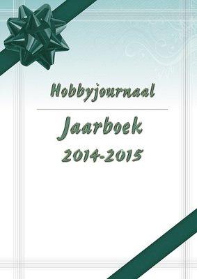 Hobbyjournaal Jaarboek 2014 - 2015