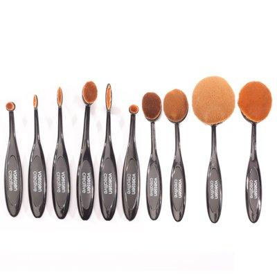 Vaessen Creative • Blending brush maat 1-10 10stuks
