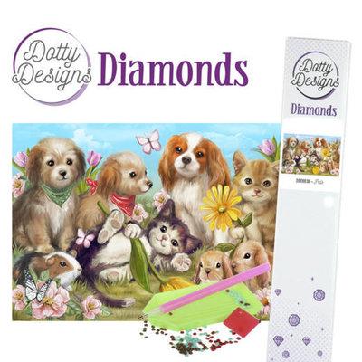 DDD1030 Dotty Designs Diamonds - Pets
