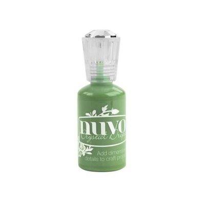 Nuvo Crystal drop - olive branch 688N