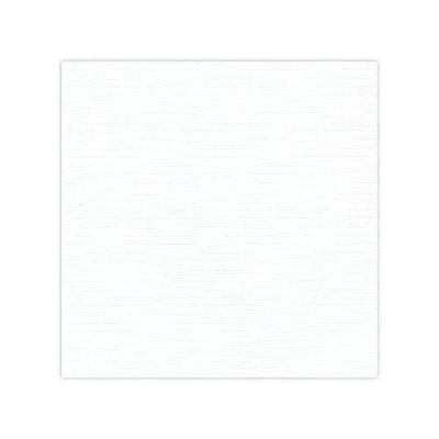 BULK Linnenkarton - Oplegkaartjes - Wit 125 stuks 12.8x12.8cm
