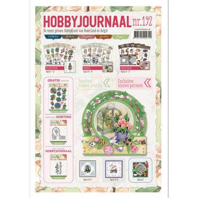 HJ192 Hobbyjournaal 192