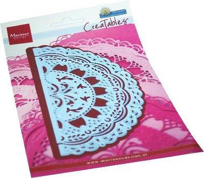 Marianne Design Creatable Petra's Folding Gate Floral LR0701 120x200mm (03-21)