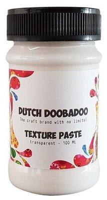 Dutch Doobadoo Dutch Texture Paste Transparant 100ml 870.000.001