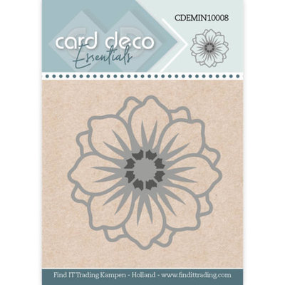 CDEMIN10008 Card Deco Essentials - Mini Dies - Flower