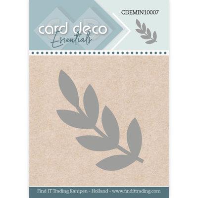 CDEMIN10007 Card Deco Essentials - Mini Dies - Leaves