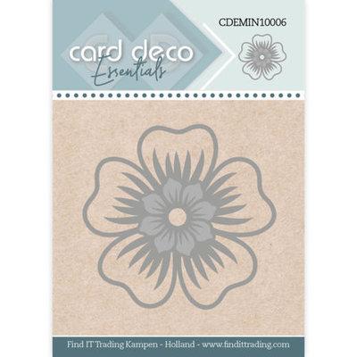 CDEMIN10006 Card Deco Essentials - Mini Dies - Flower