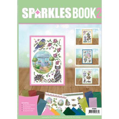 Sparkle Book A6 - 2