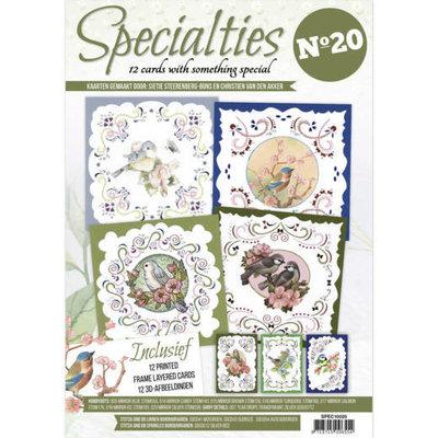 Specialties 20