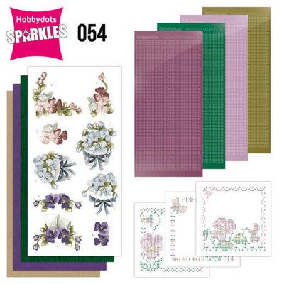 Sparkles Set 54 - Precious Marieke - Violets
