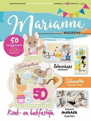 Marianne D Magazine Marianne nr 50 Marianne 50 21x30cm (05-21)