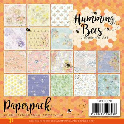 JAPP10020 Paperpack - Jeanine's Art - Humming Bees