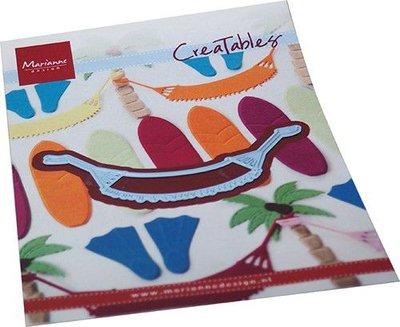 Marianne Design Creatable Hangmat LR0718 110x160mm (06-21)