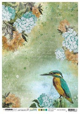 Studio Light Rice Paper Jenine's New Awakening nr.05 JMA-NA-RICE05 A4  (06-21)