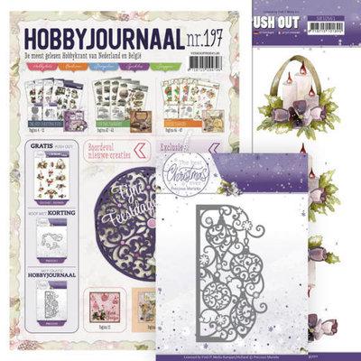 SETHJ197 Hobbyjournaal 197 SET met malPM10210