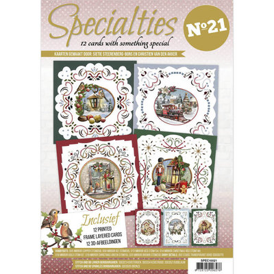 SPEC10021 Specialties 21