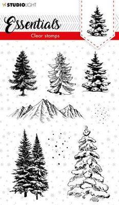 Studio Light Clear Stamp Christmas Essentials nr.93 SL-ES-STAMP93 A6 (08-21)