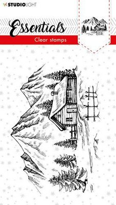 Studio Light Clear Stamp Christmas Essentials nr.89 SL-ES-STAMP89 A7 (08-21)