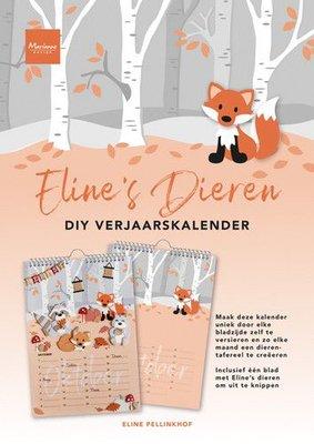 Marianne D Eline's Verjaardagskalender PB7061 A4 (09-21)