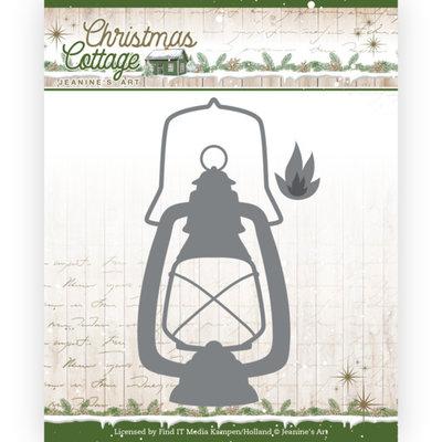 JAD10137 Dies - Jeanine's Art - Christmas Cottage - Lantern