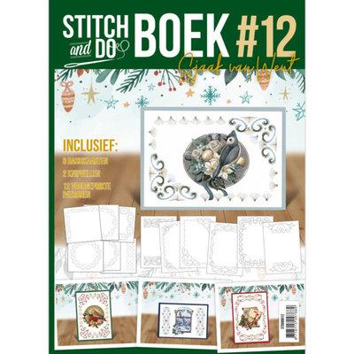 STDOBB012 Stitch and do Book 12