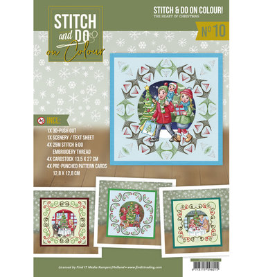 STDOOC10010 Stitch and Do on Colour 010