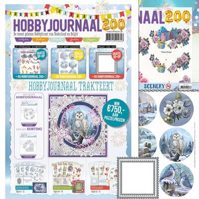 HJ200 Hobbyjournaal 200