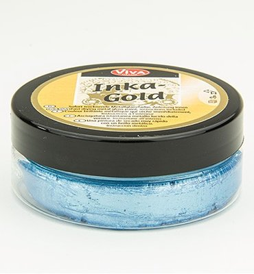 1204.927.36 ViVa - Inka-Gold - Aquamarin - 62.5 gram