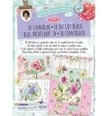 3D stansblok - Studiolight - nr. 39 - Janneke Brinkman