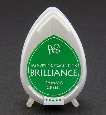 BD-21 - Brilliance Ink - Dew Drop - Gamma Green
