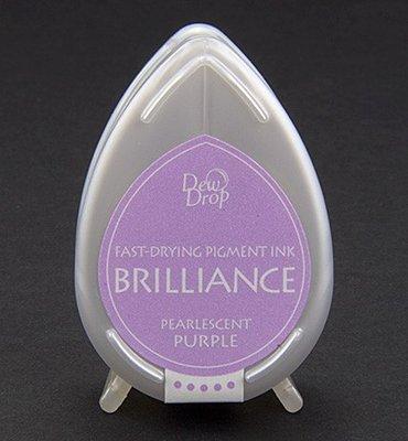 BD-36 - Brilliance Ink - Dew Drop - Pearlescent Purple