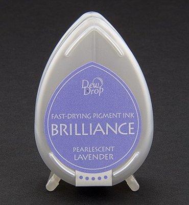 BD-37 - Brilliance Ink - Dew Drop - Pearlescent Lavender