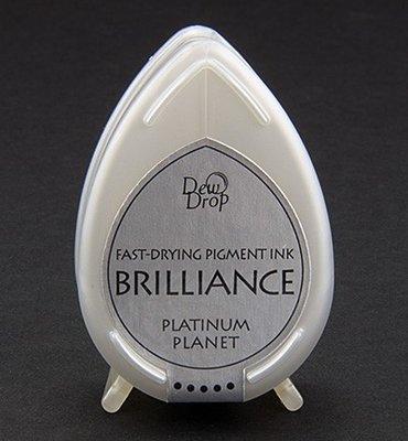 BD-92 - Brilliance Ink - Dew Drop - Platinum Planet