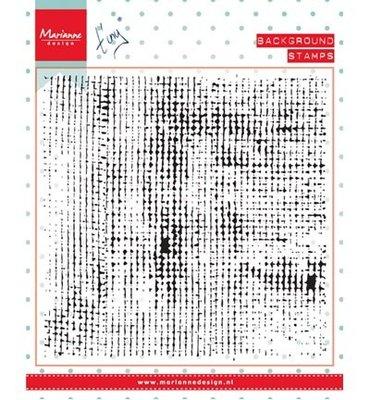 CS0976 - Marianne Design - Clear Stamp - Distressed Linnen - 13x13cm