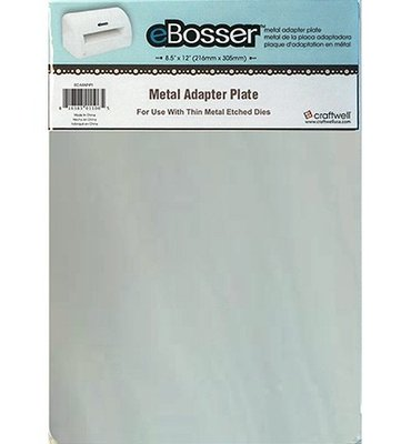 EC-Map-P1  E-Bosser Metal Adapter Plate