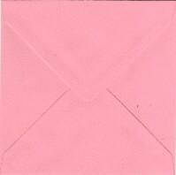 Enveloppen vierkant 14x14 10 stuks Fuchsia (120gr.)