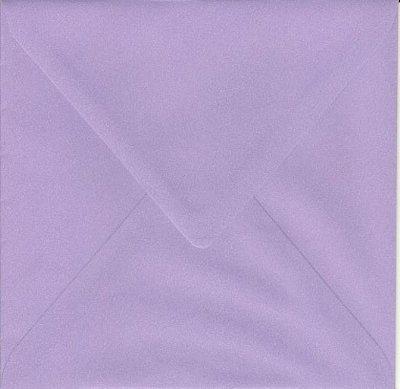 Enveloppen vierkant 14x14 10 stuks lila (90gr.)